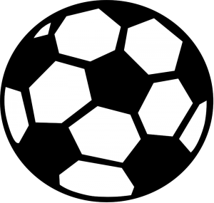Miniature soccer ball clipart vector free library Miniature soccer ball clipart - ClipartFest vector free library