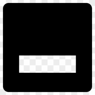 Minimize button clipart svg royalty free download Free PNG Black Button Clip Art Download - PinClipart svg royalty free download