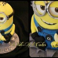 Minion birthday cake clipart clip art royalty free download Birthday Cake Clip Art Pictures, Images & Photos | Photobucket clip art royalty free download
