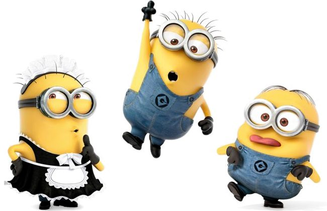 Minion character clipart jpg freeuse library Minion character clipart - ClipartFest jpg freeuse library