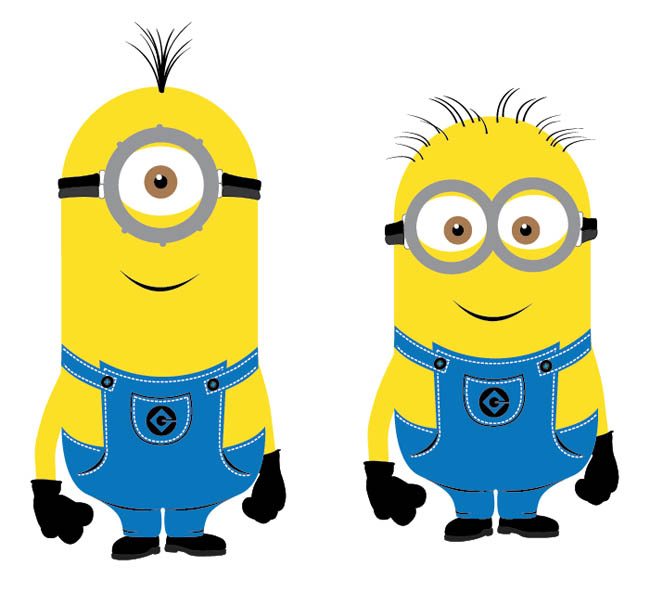 Minion character clipart clipart freeuse library Despicable Me Minions - ClipArt Best clipart freeuse library