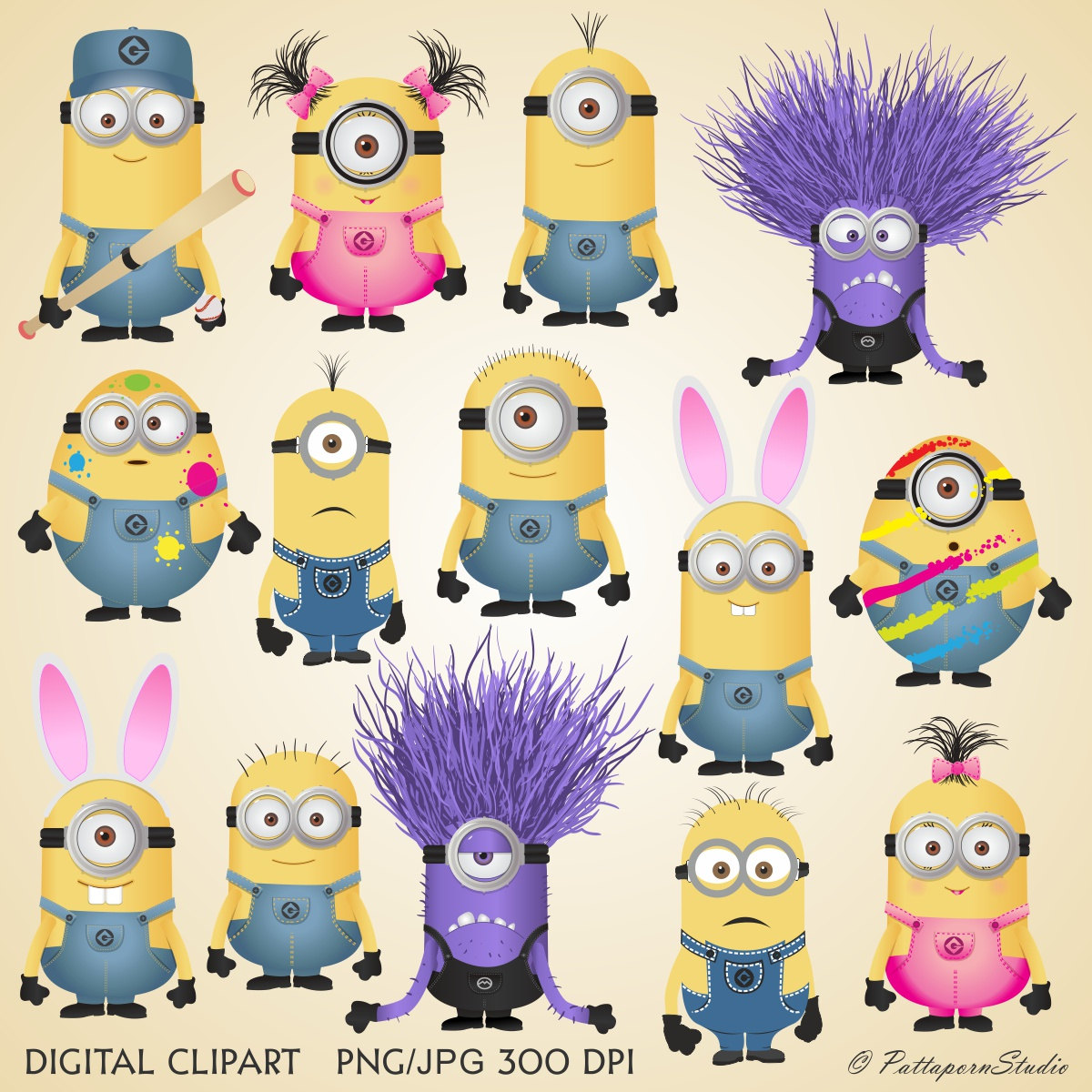 Minion character clipart svg transparent download Clip Art Minions Party – Clipart Free Download svg transparent download