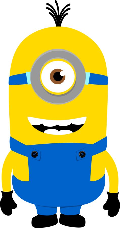 Minion character clipart clip free stock 78 Best images about personajes on Pinterest | Disney, Disney ... clip free stock