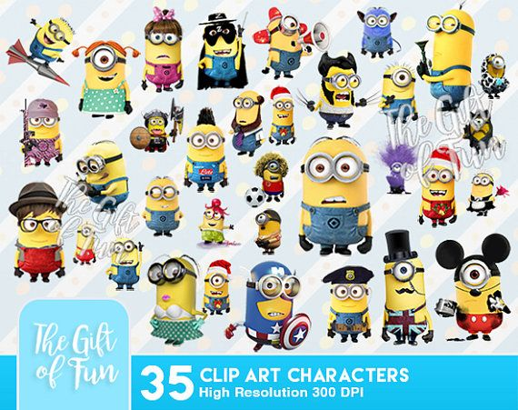 Minion character clipart clip black and white download 17 Best ideas about Minions Clips on Pinterest | Minions ... clip black and white download