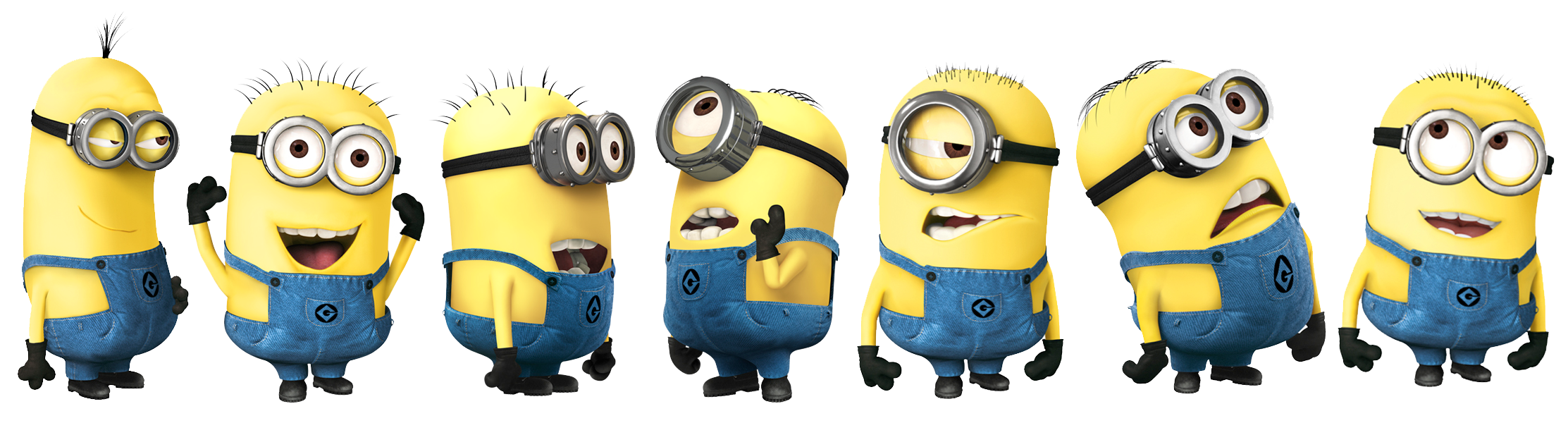 Minion character clipart png transparent Minions clipart png - ClipartFest png transparent