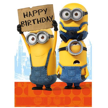 Minion happy birthday clipart banner transparent library 1000+ ideas about Happy Birthday Minions on Pinterest   Minion ... banner transparent library