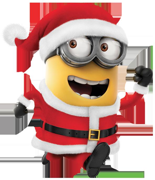 Minions christmas clipart image black and white Despicable Me: Minion Rush YouTube Minions - ok 591*687 transprent ... image black and white