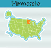 Minnesota map clipart clipart black and white library Search Results for Square - Clip Art - Pictures - Graphics ... clipart black and white library