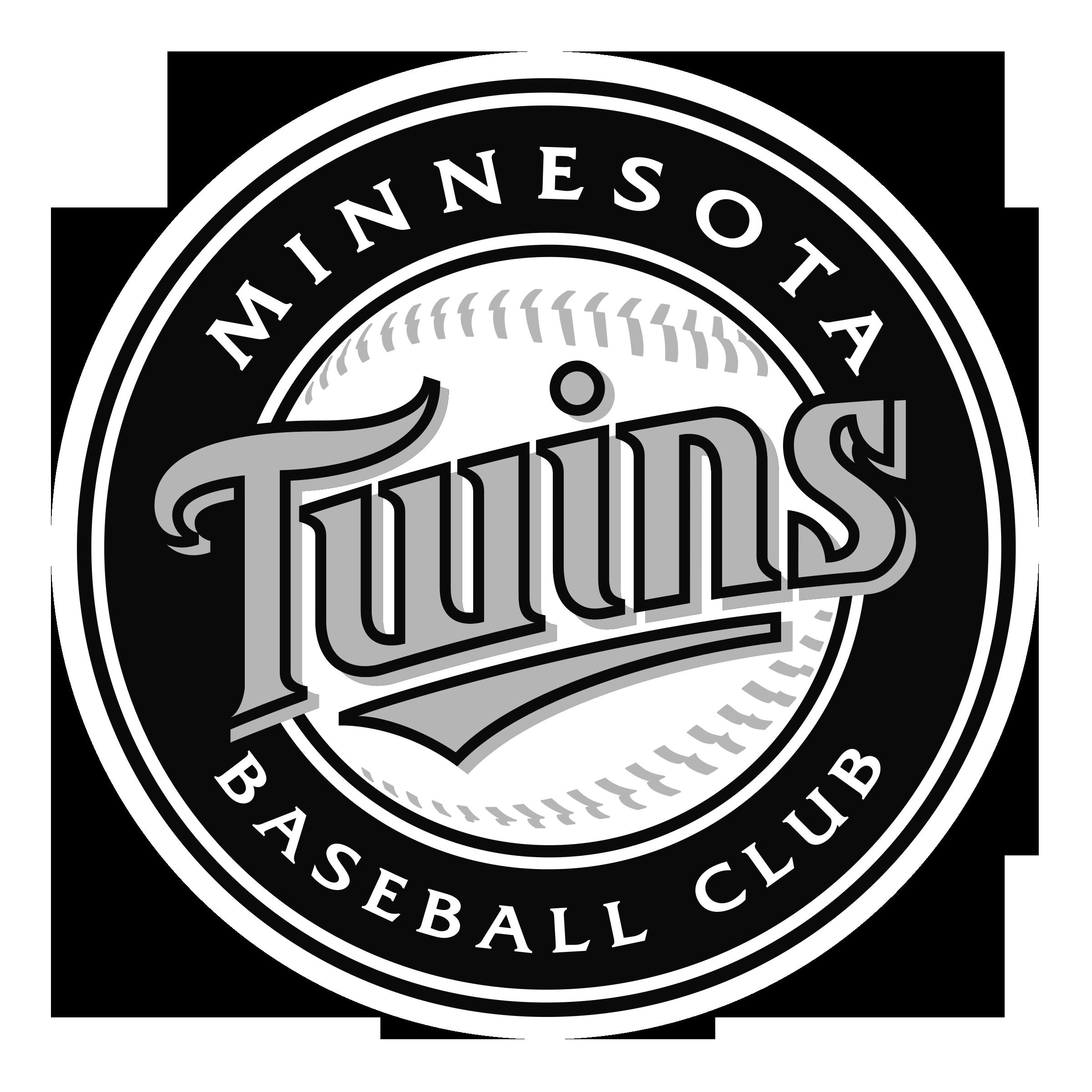 Minnesota twins baseball clipart clipart stock Minnesota Twins Logo PNG Transparent & SVG Vector - Freebie Supply clipart stock