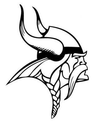 Collection of Minnesota vikings clipart | Free download best ... clip black and white library