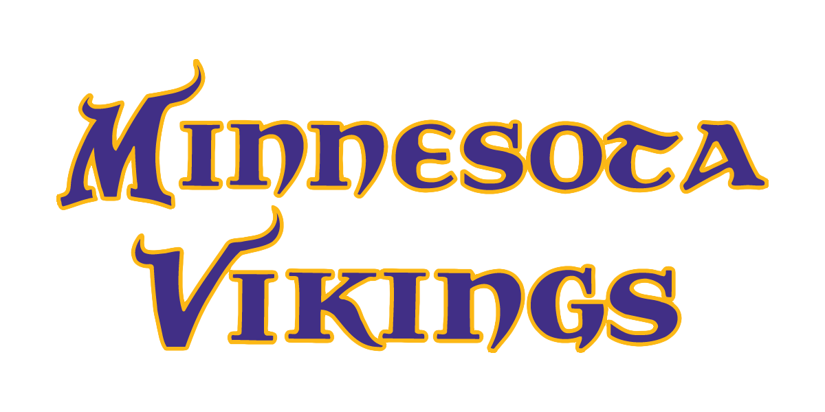 Minnesota vikings football clipart clipart black and white library Minnesota Vikings Logo PNG Transparent & SVG Vector - Freebie Supply clipart black and white library