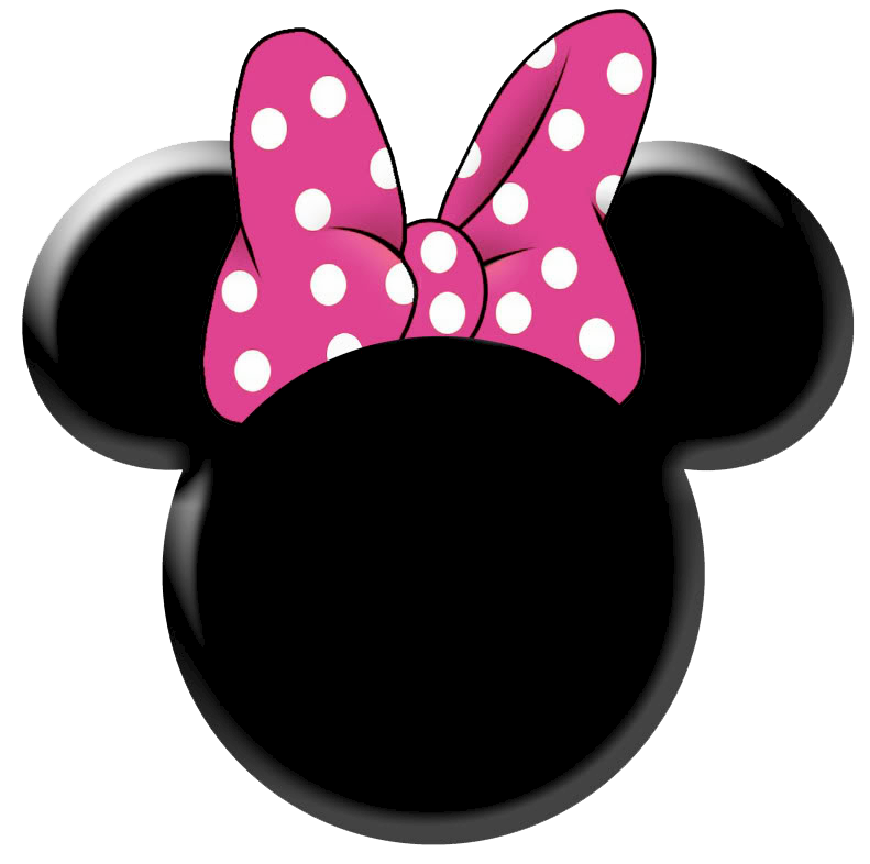 Minnie mouse logo clipart graphic royalty free stock Minnie Mouse Heads Clipart | Clipart Panda - Free Clipart Images graphic royalty free stock
