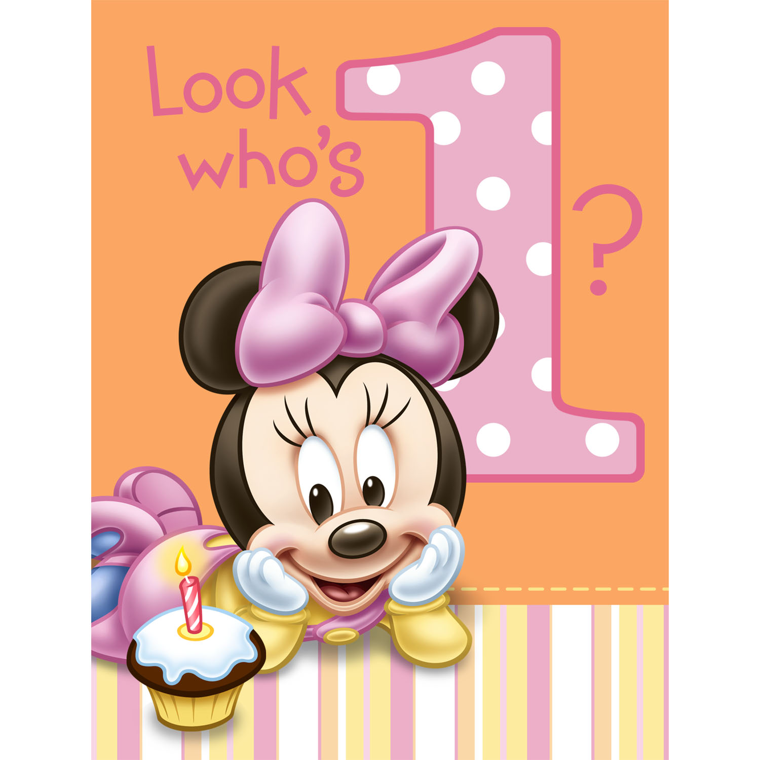 Minnie mouse 1st birthday clipart banner freeuse download 17 Best images about Minnie mouse on Pinterest | Disney, Clip art ... banner freeuse download
