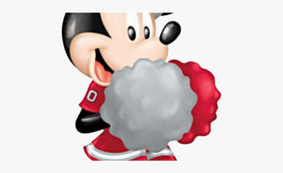 Minnie mouse cheerleader clipart freeuse library Cheerleader Clipart Minnie Mouse - Mickey And Minnie ... freeuse library