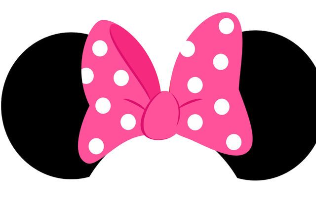 Mickey and minnie ears clipart graphic stock Minnie Ears Cliparts.   Minnie Party in 2019   Mouse ears, Minnie ... graphic stock