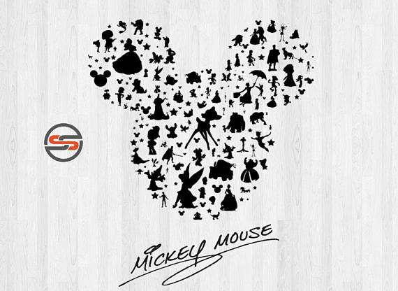 Minnie mouse ears with disney kingdom clipart jpg library stock Mickey Mouse Ears SVG, Disney Castle svg, Magic Kingdom, Cinderella ... jpg library stock