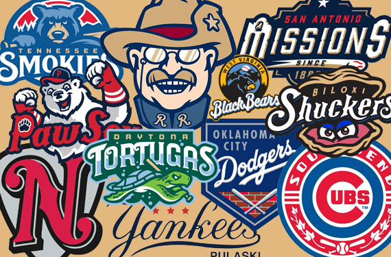 Minor league baseball svg black and white library Minor League Baseball Starts 2015 with New-Look Teams | Chris ... svg black and white library