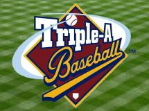 Minor league clipart library Aaa Minor League Baseball Logos Triple A Baseball #vuVuDN ... library