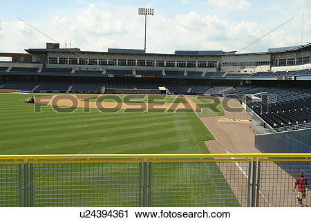 Minor league clipart image freeuse library Stock Photography of Toledo, OH, Ohio, Fifth Third Field, Mud Hens ... image freeuse library