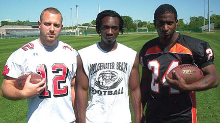 Minor league football png free library New Bridgewater Bears minor league football team holding tryouts ... png free library