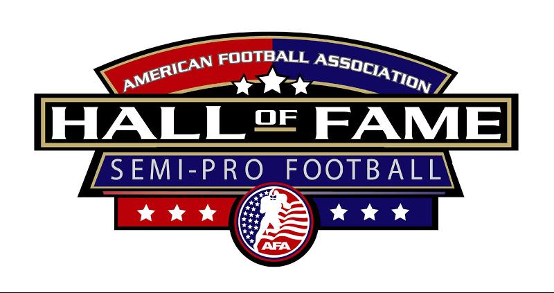 Minor league football graphic black and white AFA's 36th Annual Semi-Pro/Minor League Football Hall of Fame 2016 ... graphic black and white