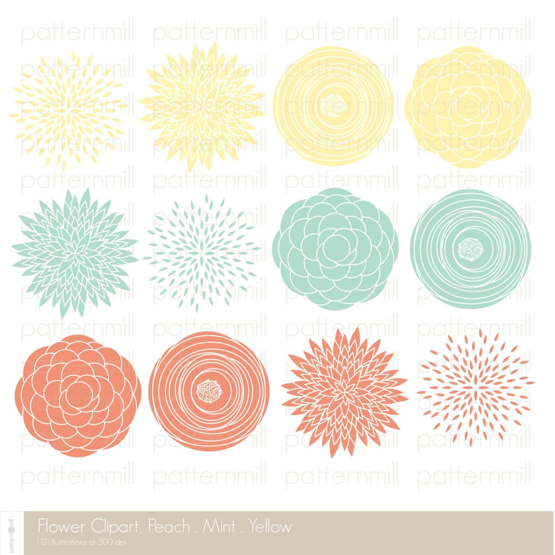 Mint flower clipart download Mint Flower Clipart - clipartsgram.com download