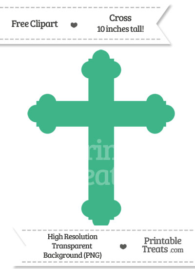 Mint green cross clipart - ClipartFest clip art free stock