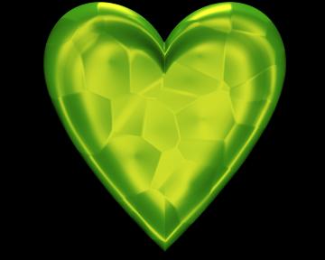 Mint green heart clipart png Green heart clipart transparent - ClipartFest png