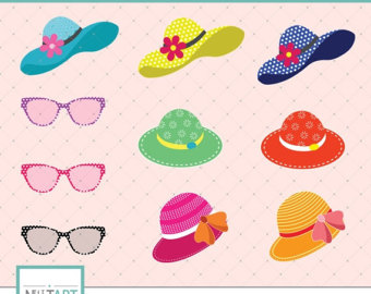 Mint green sunglasses clipart picture library Sunglasses clipart | Etsy picture library