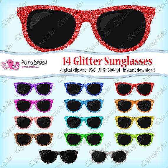 Mint green sunglasses clipart vector transparent stock Sunglasses clipart | Etsy vector transparent stock