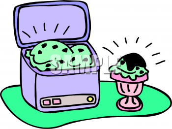 Mint ice cream clipart svg free download Food Clip Art of Mint Chocolate Chip Ice Cream - foodclipart.com svg free download