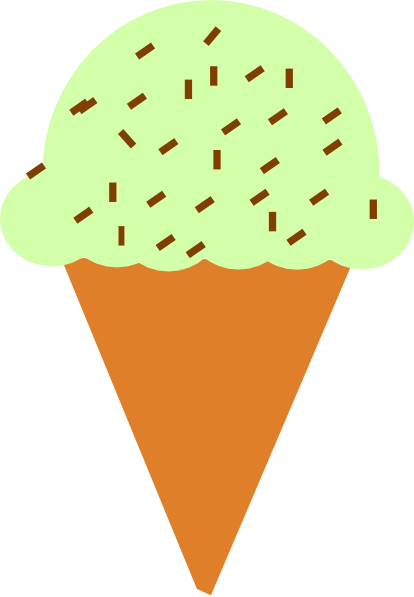Mint ice cream clipart png free library Mint ice cream clipart - ClipartFest png free library