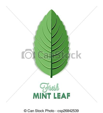 Mint leaf clip art jpg library Mint leaf Clipart and Stock Illustrations. 3,091 Mint leaf vector ... jpg library