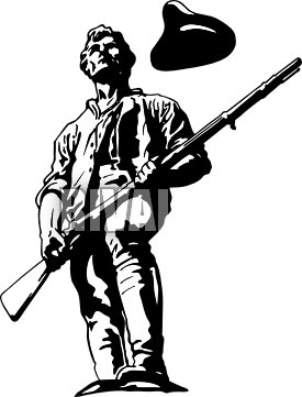 Minuteman clipart jpg royalty free Minuteman clipart 1 » Clipart Portal jpg royalty free