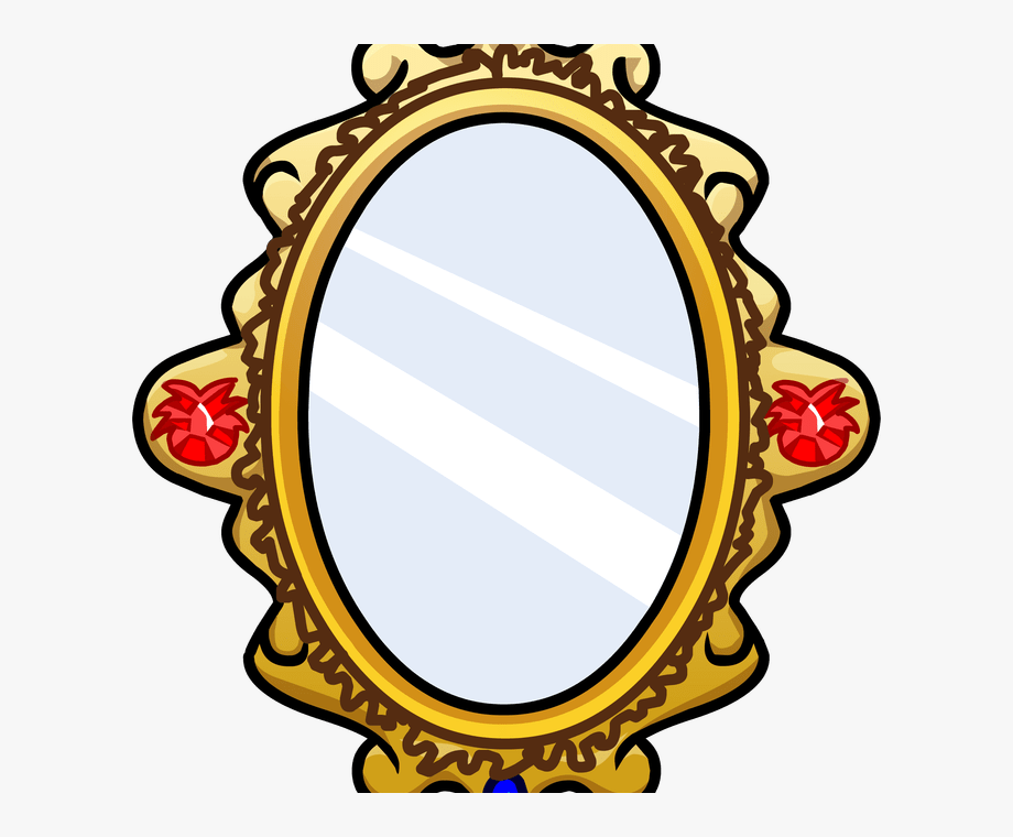 Mirror image clipart vector transparent download Doodlecraft Free Digital - Mirror Clipart #1202472 - Free ... vector transparent download