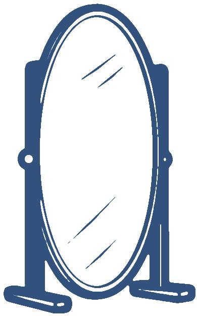 Mirror image clipart banner transparent download Free Mirror Cliparts, Download Free Clip Art, Free Clip Art ... banner transparent download