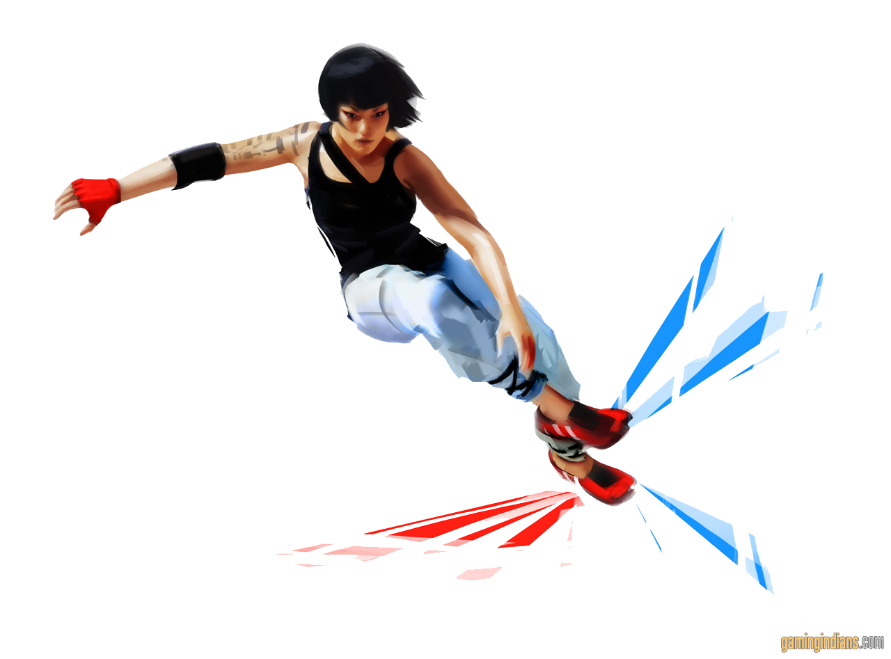 Mirrors edge clipart clipart Mirror\'s Edge PNG Transparent Images | PNG All clipart