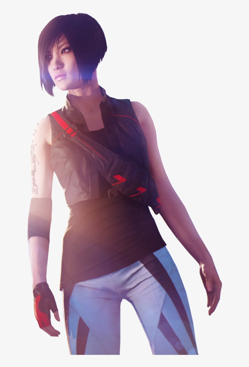 Mirrors edge clipart picture stock Mirror\'s Edge Catalyst Render By Amia2172 On Deviantart - Faith ... picture stock