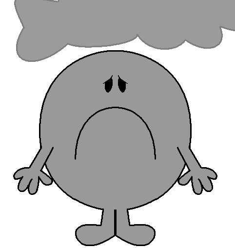 Misery clipart clip art black and white Free Miserable Cliparts, Download Free Clip Art, Free Clip Art on ... clip art black and white