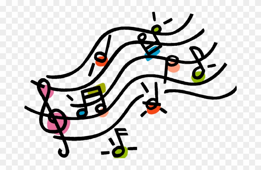 Transparent music clipart freeuse Music Clipart Transparent Background - Png Download (#923774 ... freeuse
