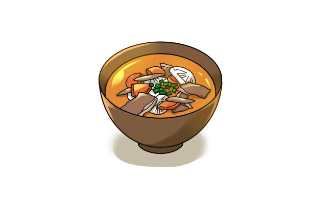 Miso soup clipart image free stock GURUNAVI Japan Restaurant Guide | Let\'s experience Japan image free stock