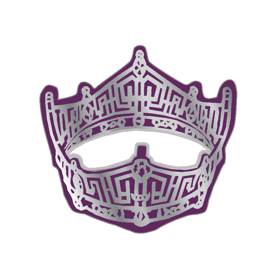 Miss america crown clipart