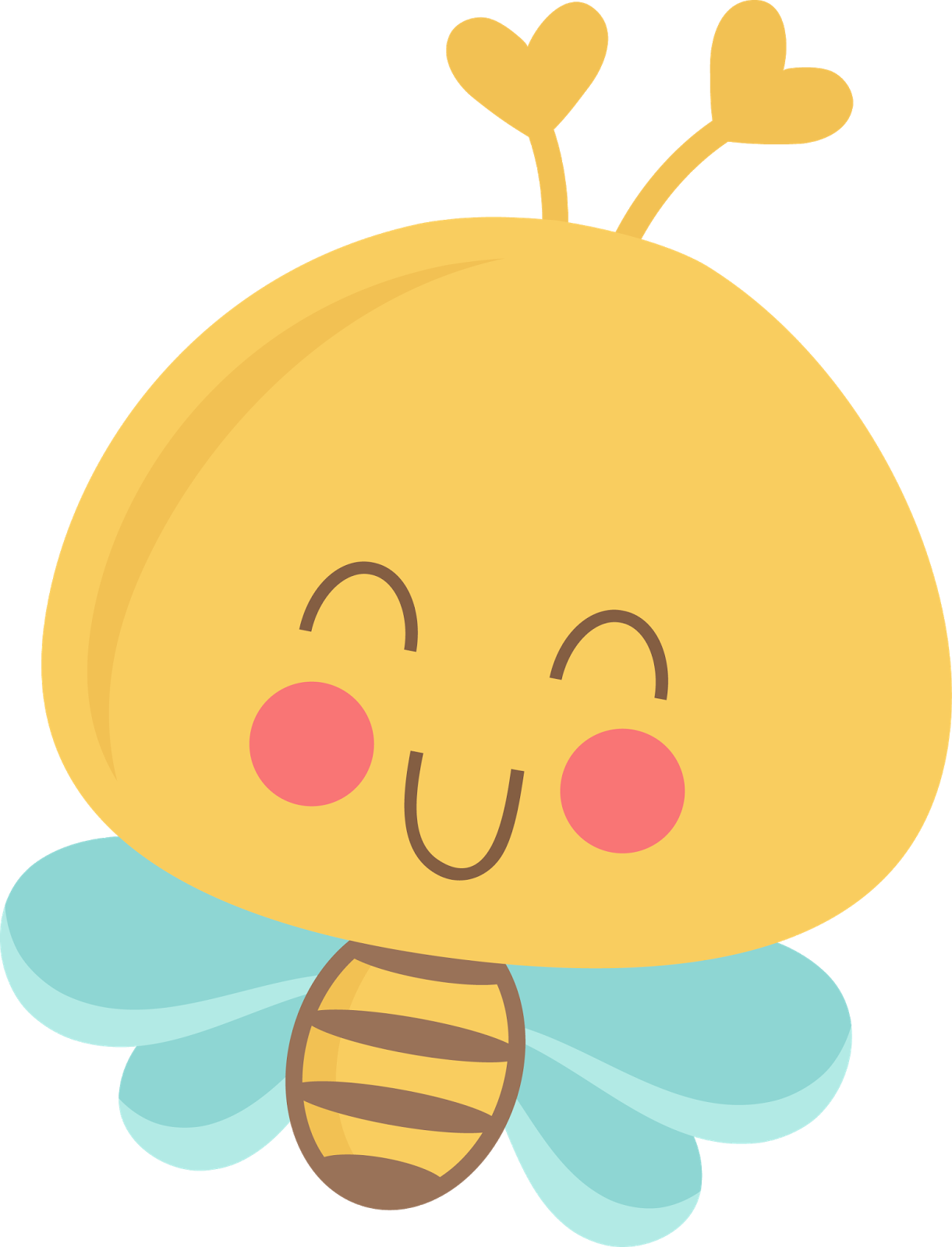 Miss kate apple clipart png image royalty free library Bee Cute PNG Transparent Bee Cute.PNG Images. | PlusPNG image royalty free library
