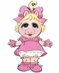 Miss piggy clipart vector royalty free stock muppet babies miss piggy - Google Search | Clip Art & Cute Stuff ... vector royalty free stock