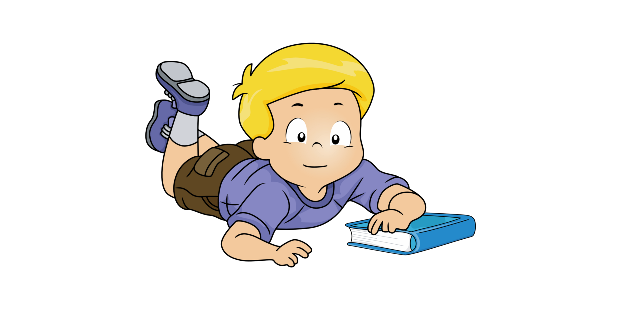 Missing book clipart clip library stock Lying down on the floor – MAH Behavior Support – Medium clip library stock