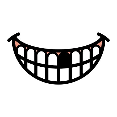 Smile missing tooth clipart image black and white library Your Options for Replacing Missing Teeth image black and white library