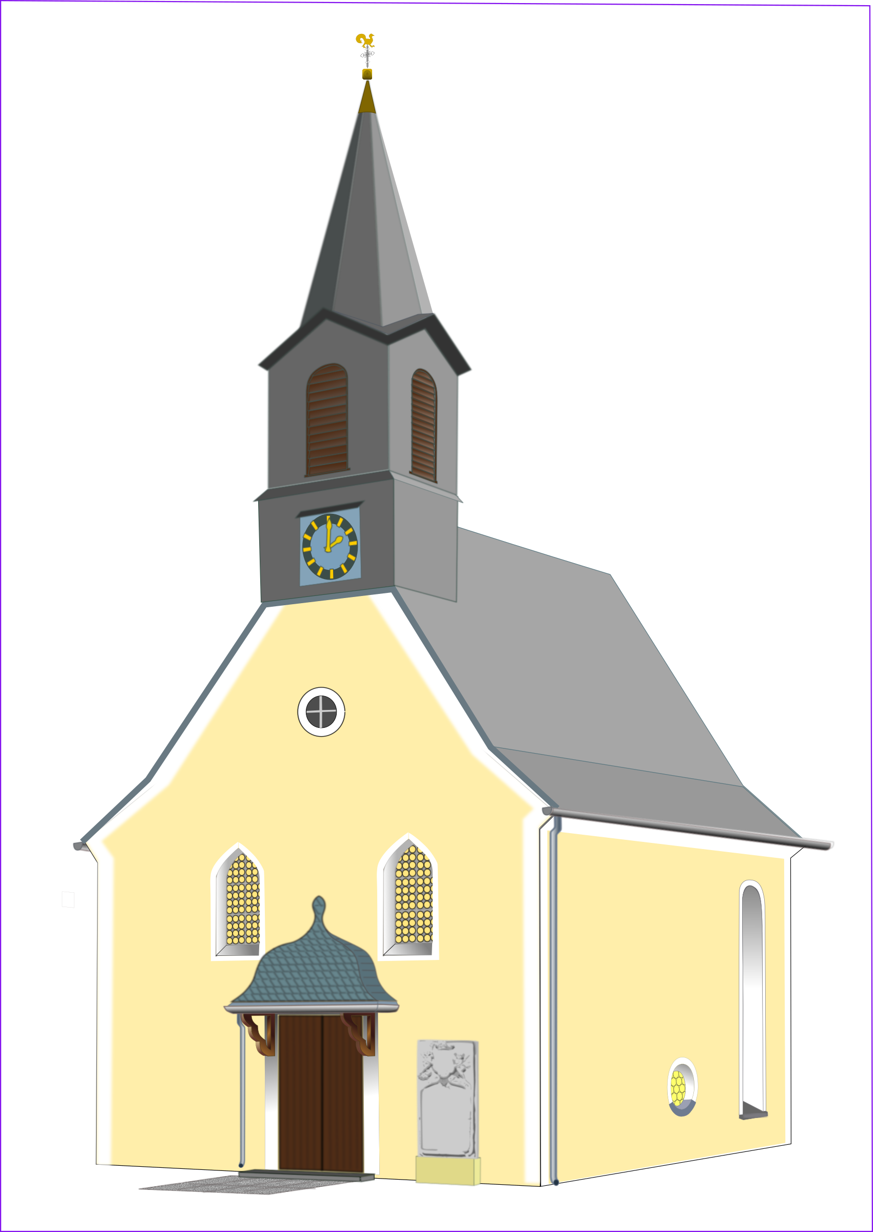 Village house clipart vector free download village church Icons PNG - Free PNG and Icons Downloads vector free download