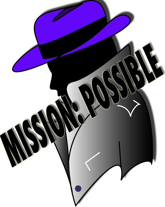 Mission impossible clipart clipart black and white library Free Mission Possible Cliparts, Download Free Clip Art, Free Clip ... clipart black and white library