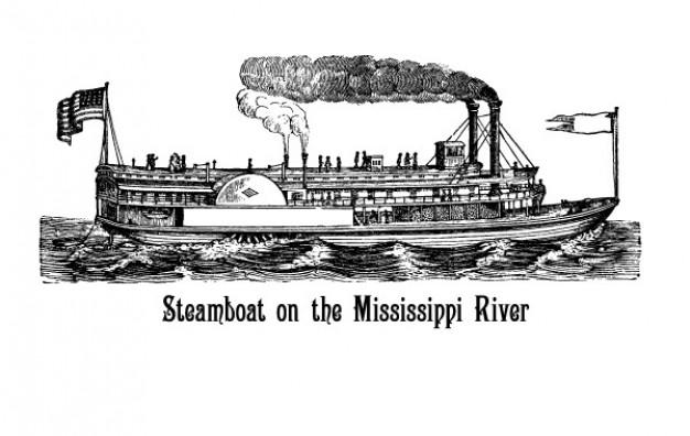Mississippi river clipart svg Mississippi River Clipart - Clipart Kid svg