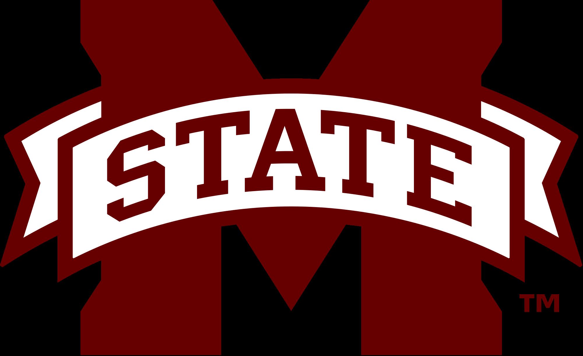 Mississippi state university logo clipart jpg black and white Cleveland: On Mississippi State Women's Basketball Program ... jpg black and white